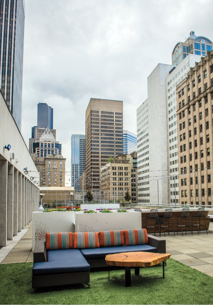 Seattle Bars And Restaurants Entice With Outdoor Seatingu2014bonus Points For  Heaters.