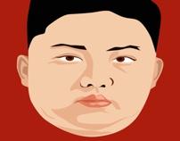 Mad dictator art by Polkapixel , via Behance