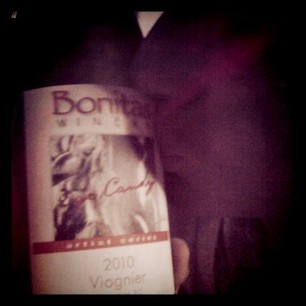 Bonitas Winery - Viognier #okanagan #wine