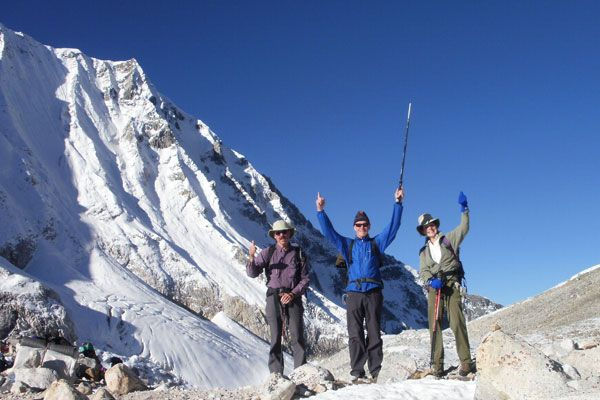 Beside the Himalayan Treks is locally based Trekking and Tour Company specializing for Trekking in Nepal himalaya