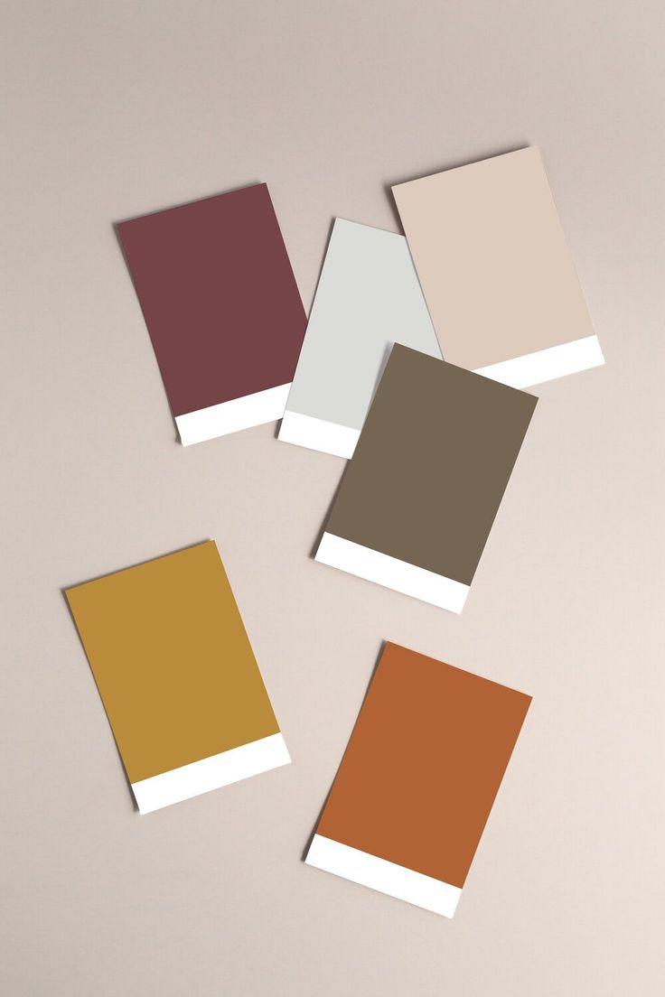 Pin auf Color palette