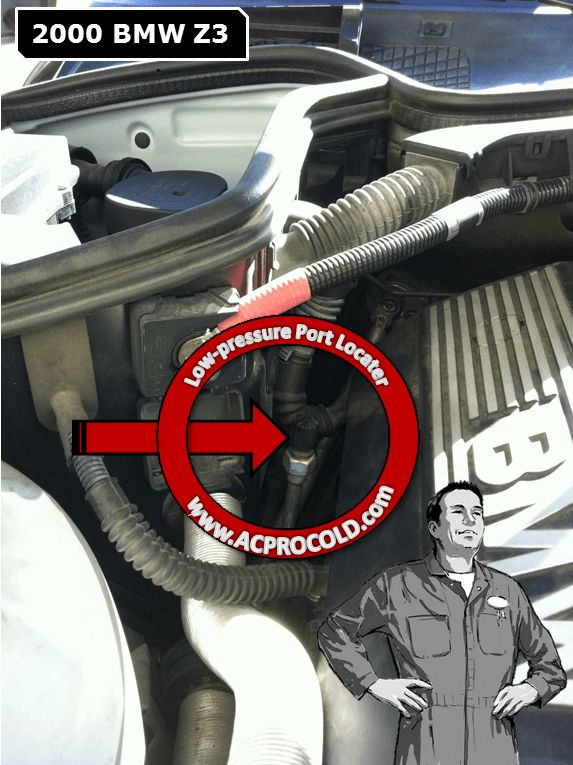 Service manual [How To Recharge 2009 Bmw 3 Series Ac ...