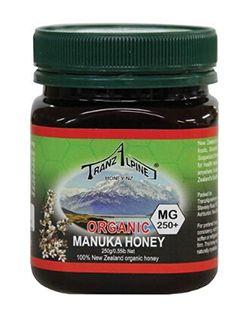 Manuka Bio-Honig aus Neuseeland 250g