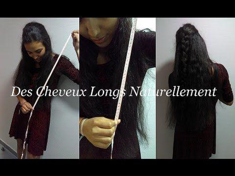 ✿ Comment avoir les cheveux longs : Méthode simple et naturelle ✿ - YouTube