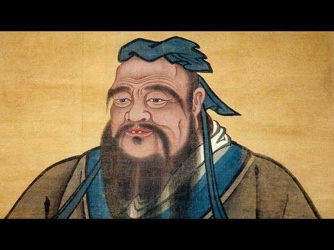 "Confucius Biography - Chinese philosopher Confucius - Kǒng Fūzǐ, or K'ung-fu-tzu, lit. ""Master Kong"" - 551--479 BC"