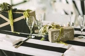 Image result for modern geometric wedding styles reception