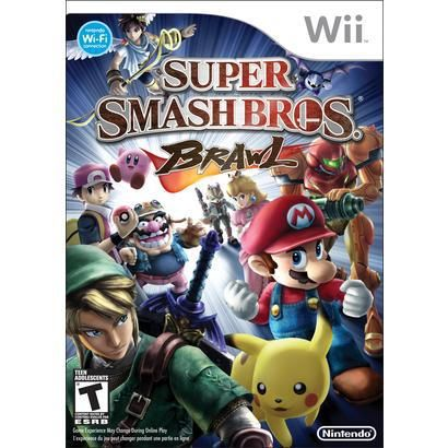 Super+Smash+Bros.+Brawl+(Nintendo+Wii)