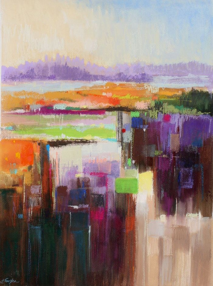 Original artwork from artist Carol Engles on the Daily Painters Gallery