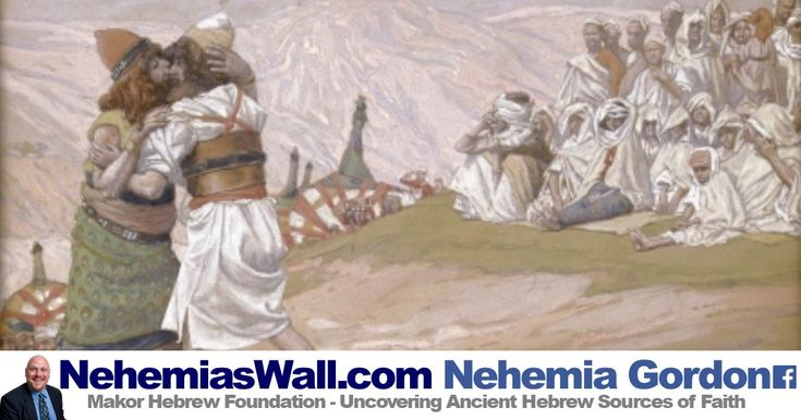 "Nehemia Gordon explains the truth about the ""613"" commandments, Jacob's prayer for salvation, and the identity of who appeared to Jacob and Joshua."
