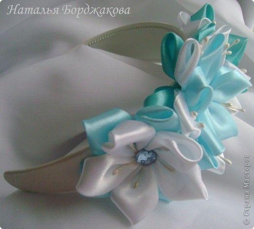 Wonderful DIY Beautiful Ribbon Hairband