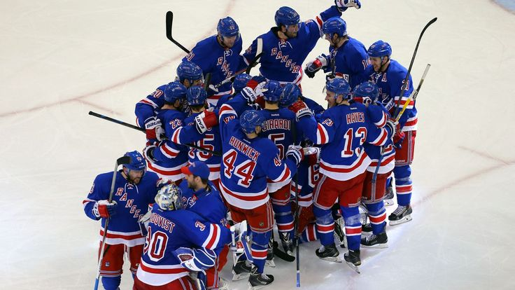 Rangers Vs. Penguins: Keep Marching Boys