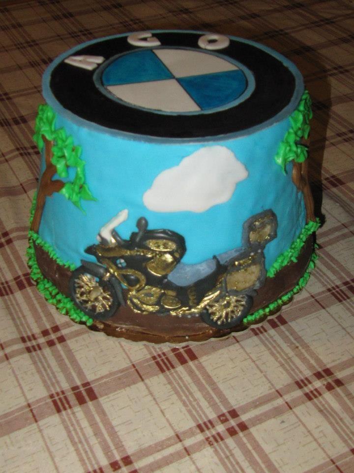21 Best Bmw Edibles Images On Pinterest Bmw Cake