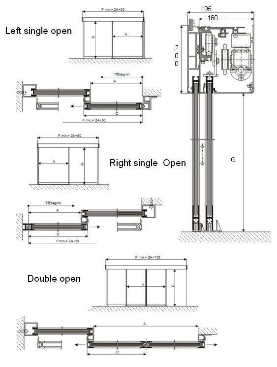 Sliding Glass Door Plan 13 best glass door images on pinterest | glass door, bespoke and