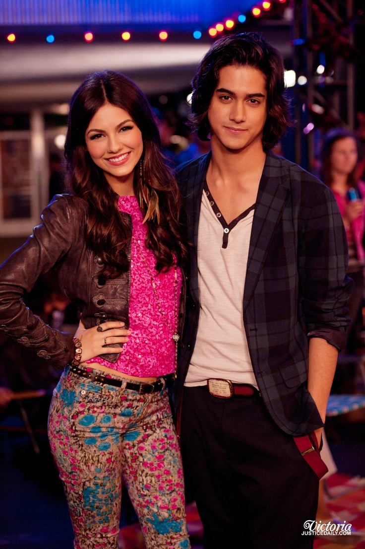 is beck and jade from victorious dating