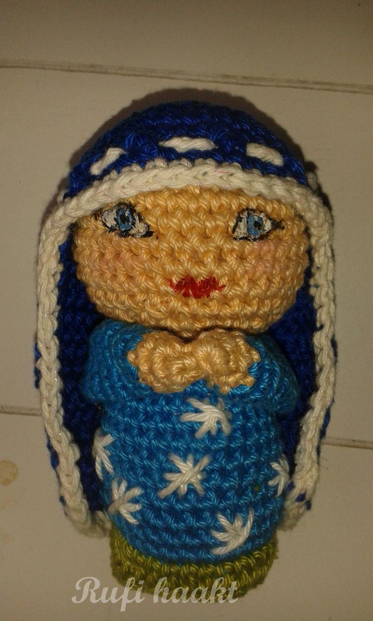 Kerstgroep deel 1: Maria