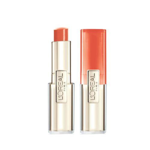 L'Oreal paris Lip Balm Caresse Melting Tint #711 Coral Full Size Lipstick Stick #LOralParis