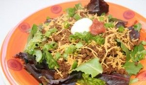 Taco Salad - Maximized Living
