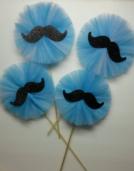 Check out this item in my Etsy shop https://www.etsy.com/listing/241398634/pick-any-3-mustache-centerpiece-bow-tie