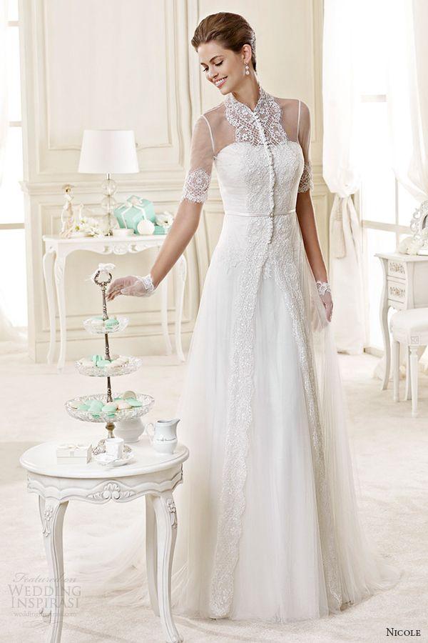 Nicole 2015 Wedding Dresses | Wedding Inspirasi