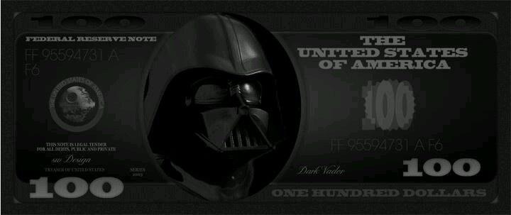 Dark Dollar