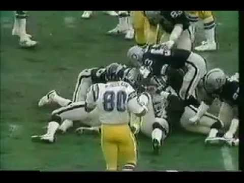 1980 - AFC Championship - Raiders vs Chargers
