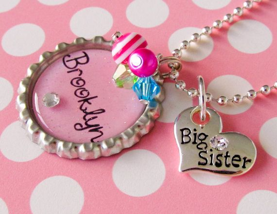 Hey, I found this really awesome Etsy listing at http://www.etsy.com/listing/73101788/personalized-girls-pink-big-sister