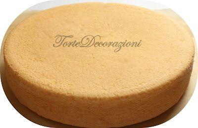 Base torta all'acqua minerale di http://tortedecorazioni.blogspot.com/