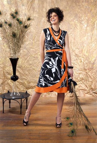 Marina Wrap Dress