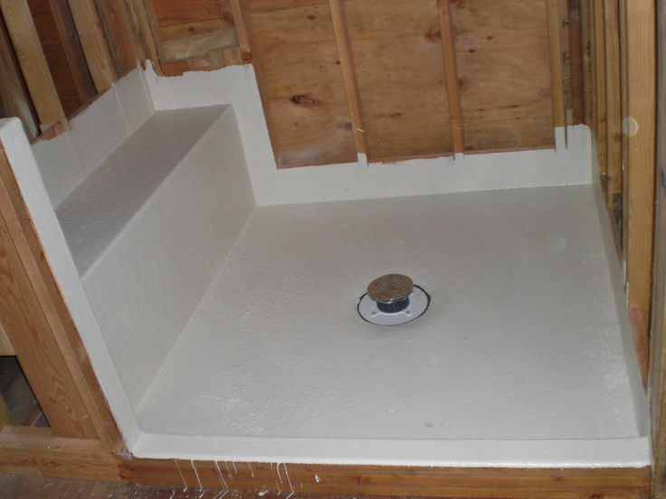 There Are Many Advantages To A Fiberglass Shower Pans.