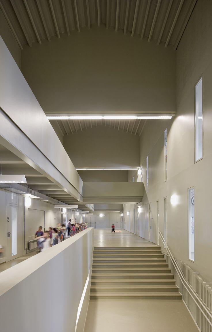 Baas arquitectura escuela la b bila cambrils espa a - Arquitectura barcelona ...
