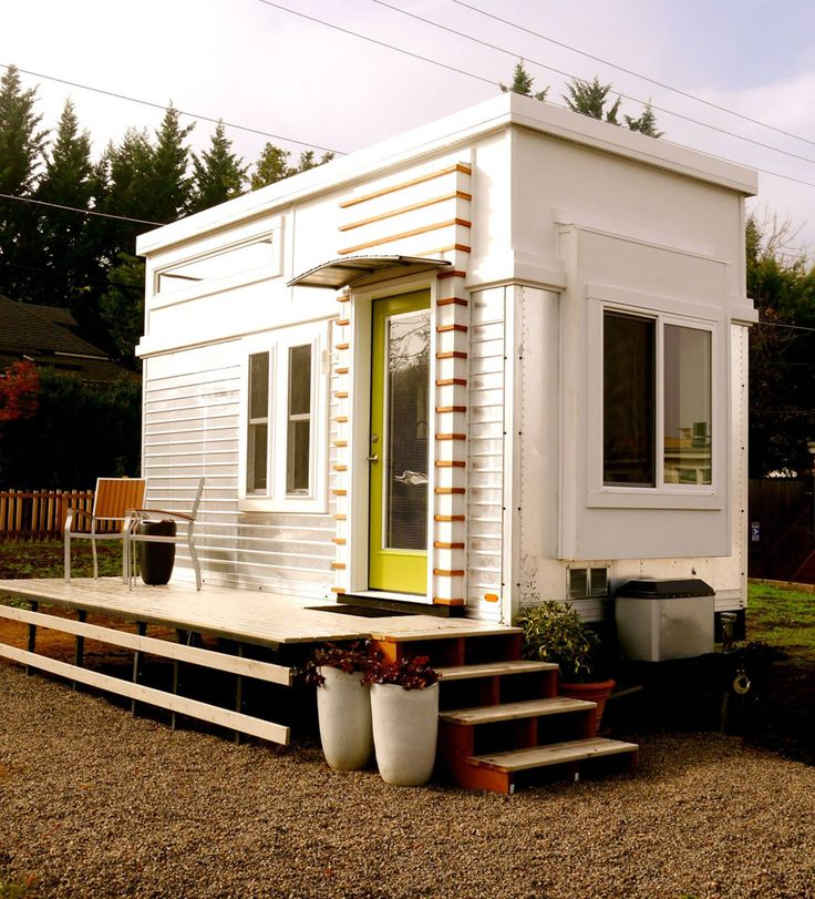 302 best Tiny Houses images on Pinterest Small houses Cottage
