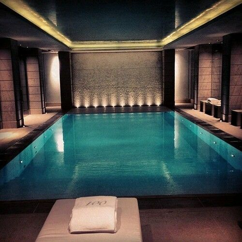Luxury Basement Designs: 13 Best Swimming Pools For Basements Images On Pinterest