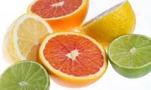 How to Make Citrus Fruit Candles