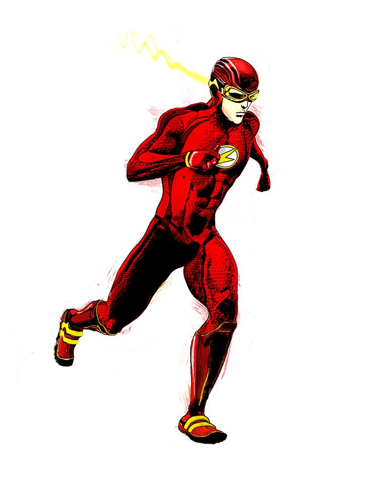 The Flash - concept art