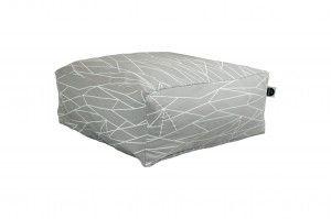 Floor Pillow Steel GEO