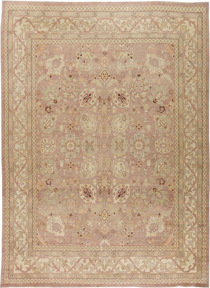 Traditional Oriental Inspired Tabriz Rug N11396