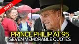 Seven of Prince Philip's most memorable gaffes