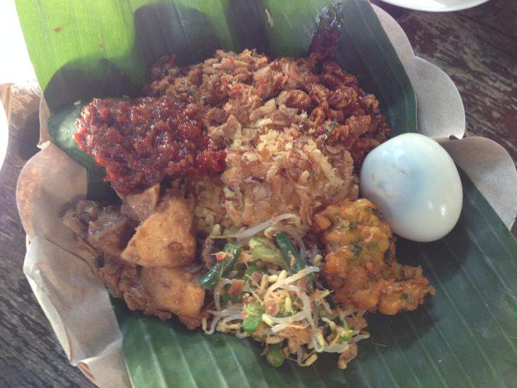 Mix Yellow Steam Rice ... Manado style