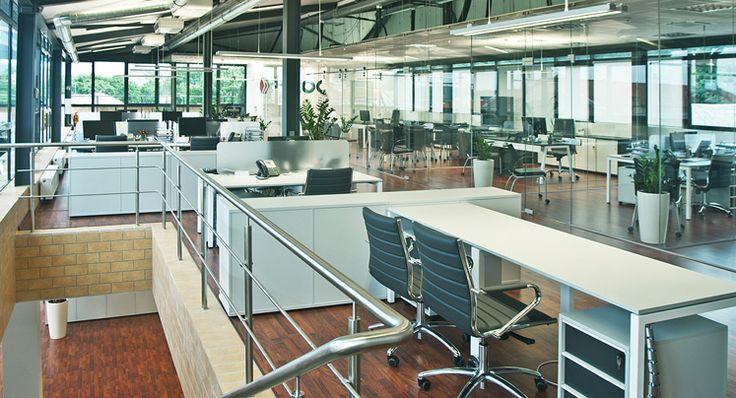 References - Offices - Paroc - Vilnius, Lithuania, 2012 | Sitland Spa