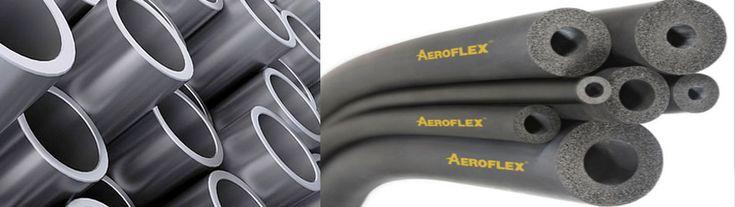 Používáme výhradně nerezové ohebné potrubky firmy Aeroflex.