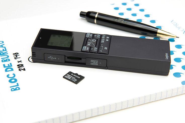 ラジオファン必携! AMラジオも高音質で録音できるボイスレコーダー | GetNavi web ゲットナビ