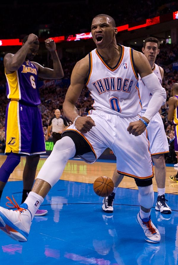 Thunder vs. Lakers: March 5, 2013 | THE OFFICIAL SITE OF THE OKLAHOMA CITY THUNDER