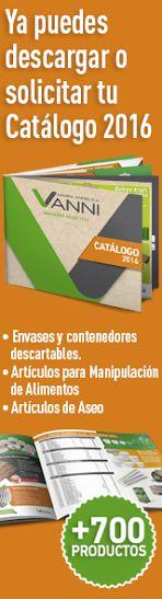 Maria Angelica Vanni - Bandejas de Cartón - Capsulas de Papel - Envases de Aluminio - Envases Plásticos - Papel para…