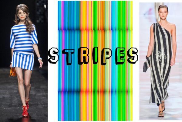 """Stripes..."" by kimearls on Polyvore"