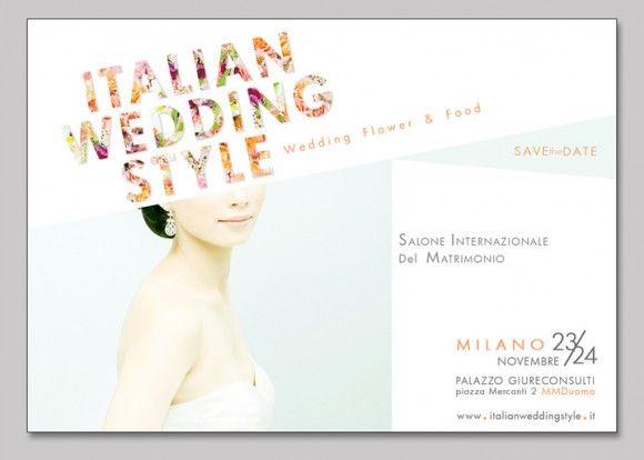 ITALIAN WEDDING STYLE, 23-24 novembre MILANO