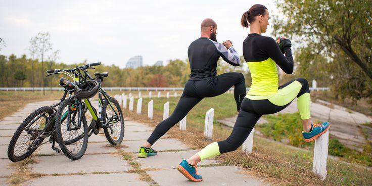 Растяжка для велосипедистов: 4 простых упражнения для развития гибкости - https://lifehacker.ru/2017/01/23/rastyazhka-dlya-velosipedistov/