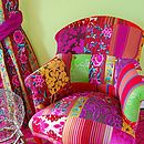 1000 images about sewing patchwork furniture on. Black Bedroom Furniture Sets. Home Design Ideas