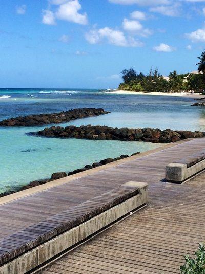 The Boardwalk in Barbados
