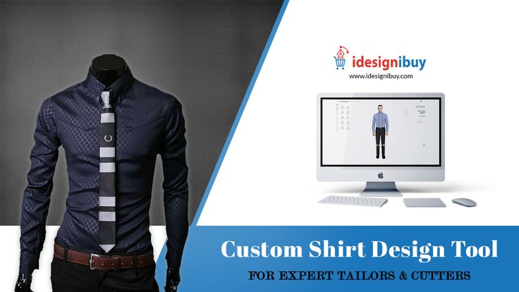 Turn on your #OnlineStore with Custom #ShirtDesignTool fully customize #Ecommerce #solution for Expert #Tailors & #Cutters.