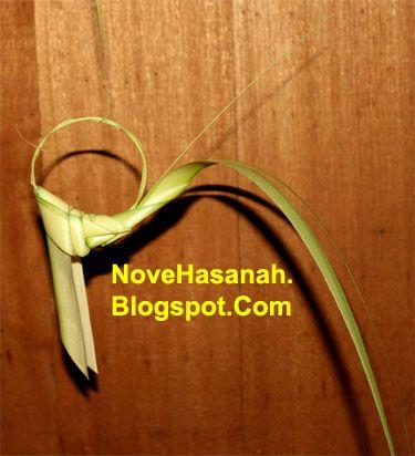 Nove Hasanah: Kerajinan Tangan dari Janur Kelapa : Burung